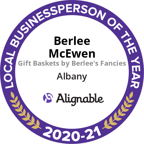 Local Business Person of the Year by Alignable 2021